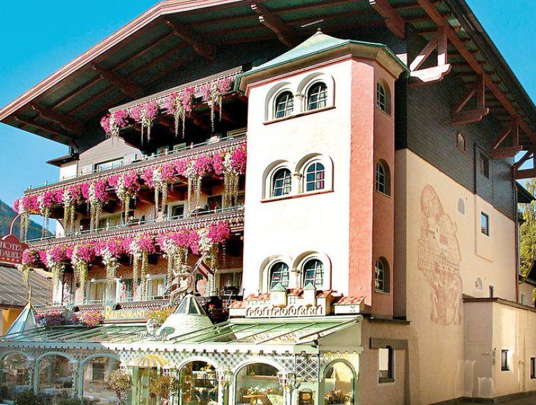Hotel Bauer Saalbach Neckermann Reisen