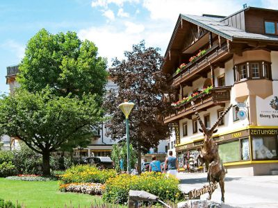 Hotel Garni Pramstraller In Mayrhofen Bei Thomas Cook Buchen