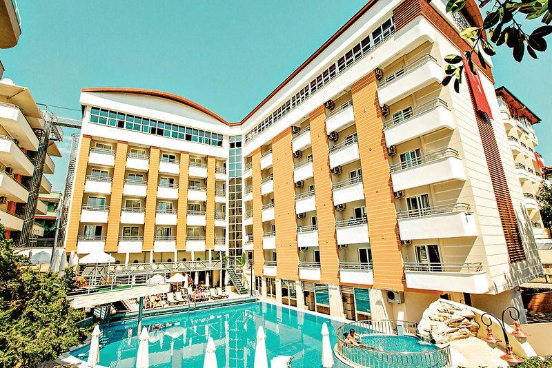 Gunstige Hotels In Alanya Mit Oger Tours Buchen Und Sparen
