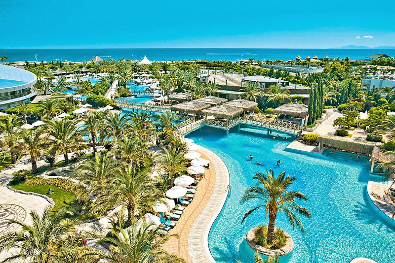 Aqua Hotels In Antalya Oger Tours Turkei Reisen Vom Spezialisten