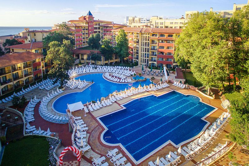 Aqua Hotels In Bulgarien Oger Tours