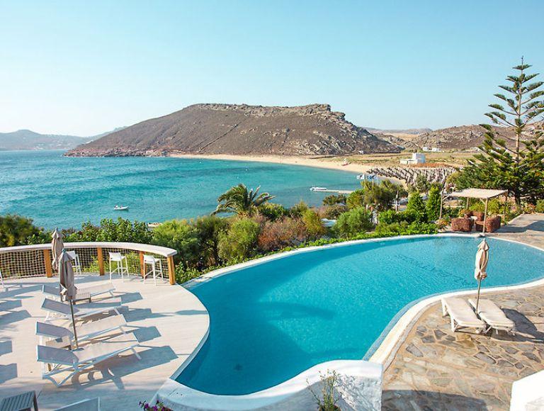 Hotel Albatros Urlaub 2019 In Panormos Beach Neckermann Reisen
