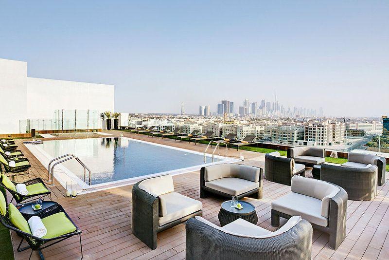 Gunstige Hotels Vereinigte Arabische Emirate Bei Oger Tours Buchen