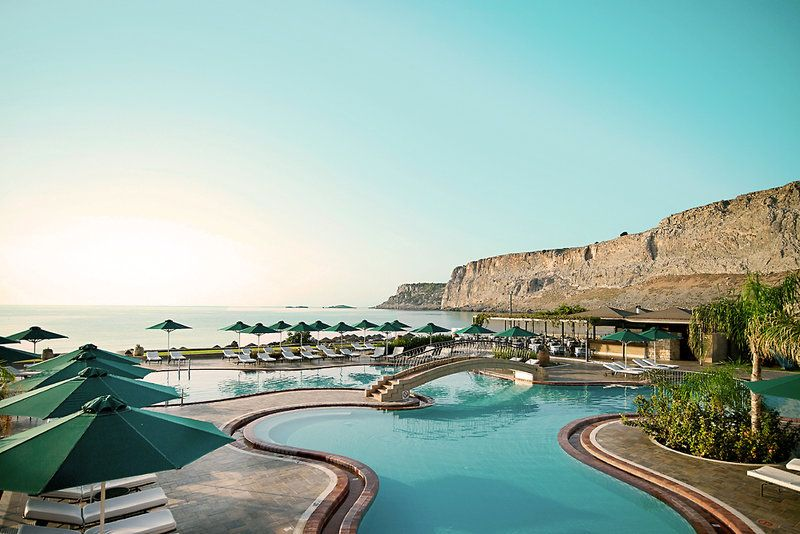 Mitsis Lindos Memories Resort Spa Erwachsenenhotel Urlaub 2019
