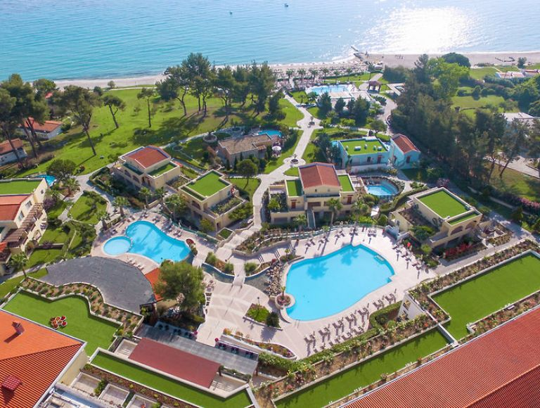 Aegean Melathron Thalasso Spa Hotel Urlaub 2019 In Kallithea