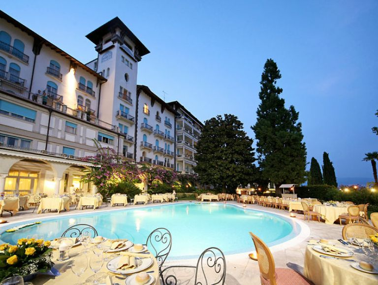 Hotel Savoy Palace Gardone Neckermann Reisen