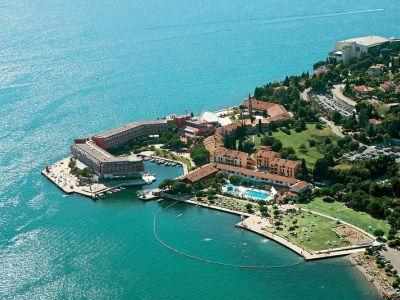 Hotel St Bernardin Resort Vile Park Urlaub 2019 In Portoroz