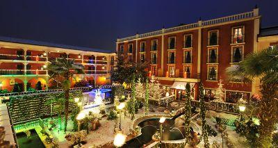 Europa Park Hotel Gunstig Buchen Mit Thomas Cook