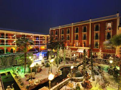 Hotel Europa Park El Andaluz In Rust Bei Thomas Cook Buchen