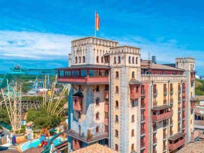 Hotel Europa Park Castillo Alcazar Urlaub 2019 In Rust
