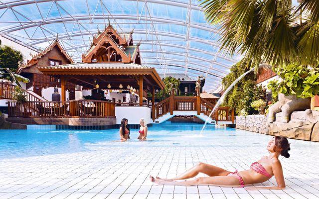 Bäder Parkhotel Therme Spa Resort Thomas Cook