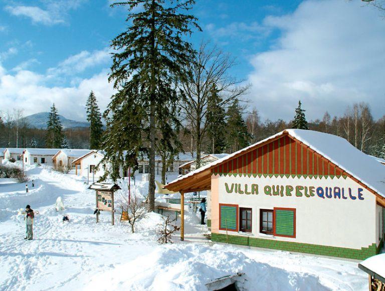 Hotel Trixi Ferienpark Zittauer Gebirge Urlaub 2019 In