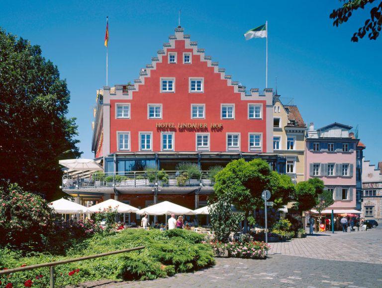 Hotel Lindauer Hof In Lindau Bodensee Bei Thomas Cook Buchen