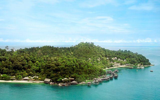 Hotel Pangkor Laut Resort in Insel Pangkor Laut bei Thomas Cook buchen