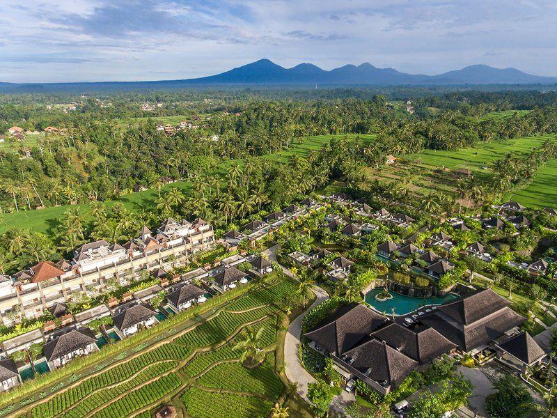 Hotel Royal Tulip Visesa Ubud In Ubud Gianyar Insel Bali Bei