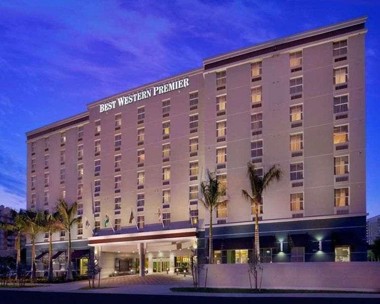 Best Western Premier Miami International Airport Hotel Suites In