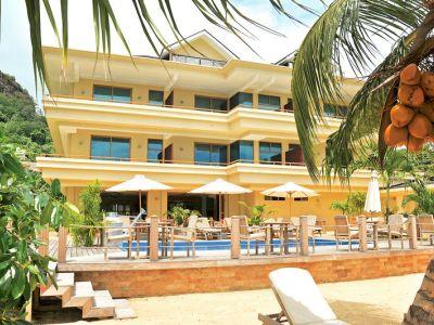 Hotel Crown Beach In Pointe Au Sel Insel Mahe Bei Thomas Cook Buchen