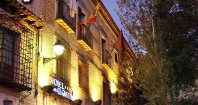 Hotels Toledo Mit Thomas Cook Gunstig Nach Spanien