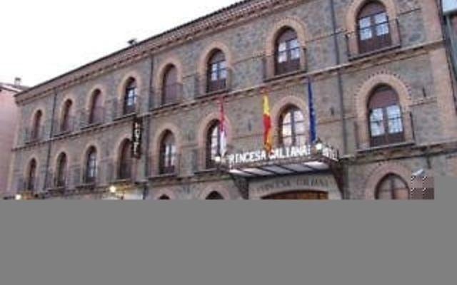 Hotel Princesa Galiana In Toledo Bei Thomas Cook Buchen