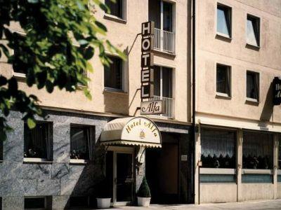 Hotel Alfa Zentrum In Munchen Bei Thomas Cook Buchen