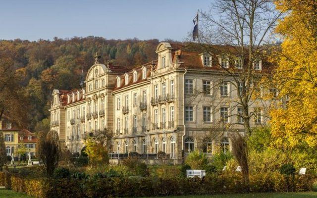 Hotel Dorint Resort Spa Bad Brückenau In Bad Brückenau Bei Thomas