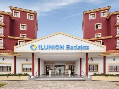 Hotel Ilunion Golf Badajoz In Badajoz Bei Thomas Cook Buchen