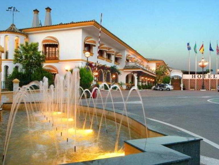 Hotel La Cueva Park In Jerez De La Frontera Bei Thomas Cook Buchen