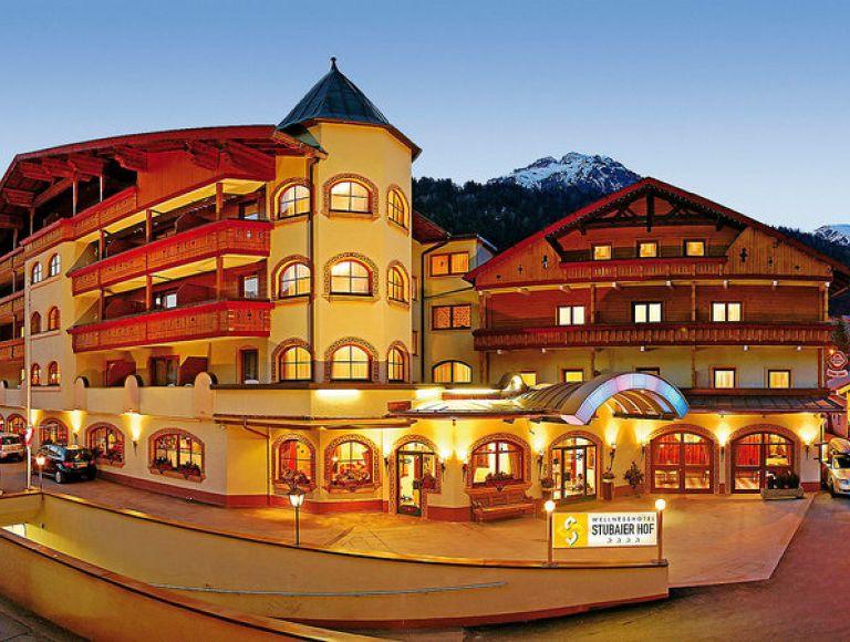 Aktiv Wellnesshotel Stubaier Hof In Fulpmes Stubaital Bei
