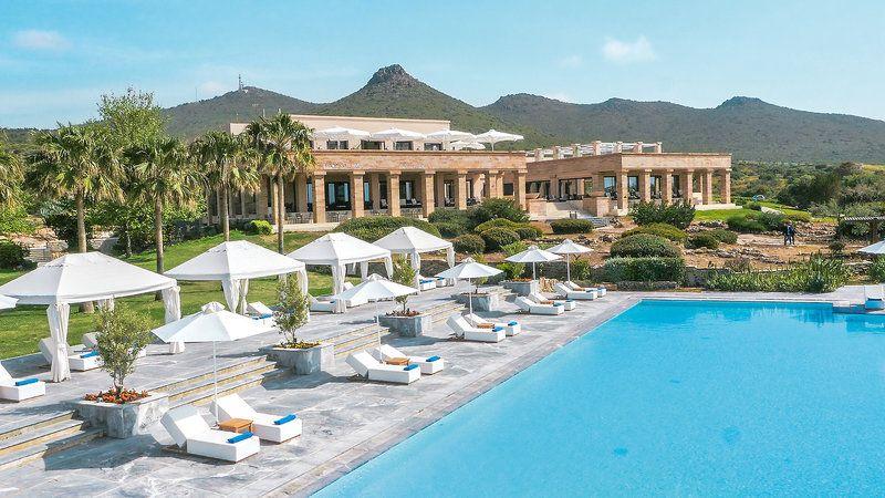Hotel Cape Sounio Grecotel Exclusive Resort In Kap Sounio Bei Thomas
