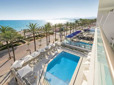 Allsun Hotel Riviera Playa Erwachsenenhotel In Playa De Palma Bei