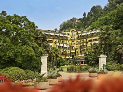 Grand Hotel Villa Castagnola In Lugano Bei Thomas Cook Buchen