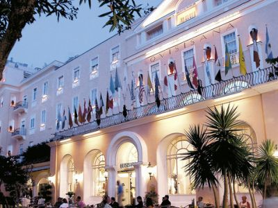 Hotel Grand Quisisana In Stadt Capri Bei Thomas Cook Buchen