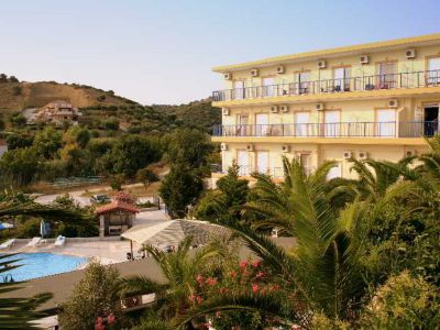Hotel Golden Sun In Finikounda Bei Thomas Cook Buchen