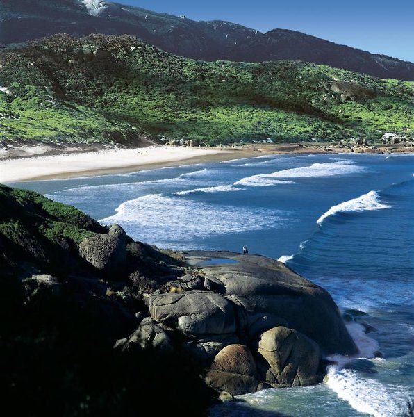 Hotel Limosa Rise In Wilsons Promontory National Park Bei Thomas