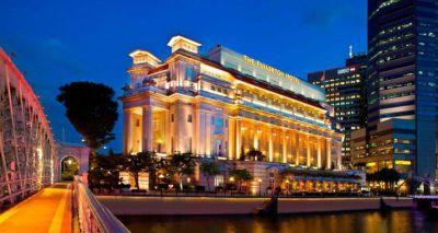 Stadtereisen Singapur Gunstige Angebote Bei Thomas Cook