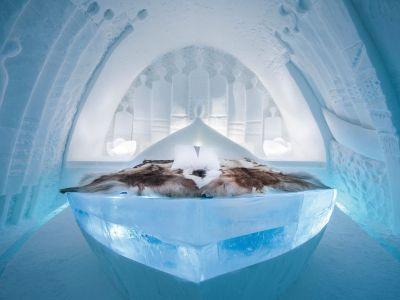 Icehotel Jukkasjärvi in Jukkasjärvi bei Thomas Cook buchen