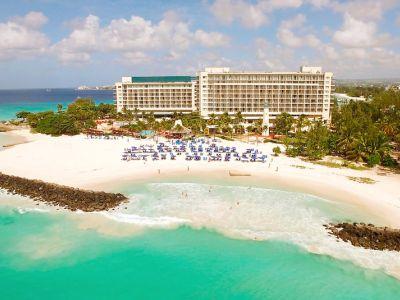 Hotel Hilton Barbados Resort In Needhams Point St Michael Bei