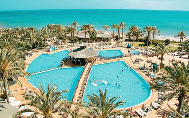 Hotel Sbh Costa Calma Beach Resort In Costa Calma Playa Barca Bei