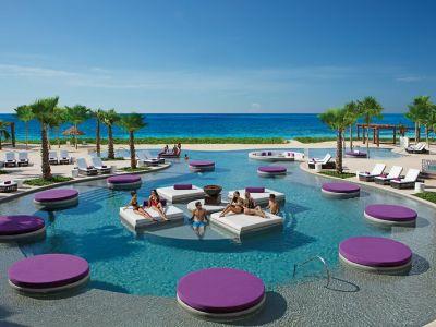 Breathless Riviera Cancun Resort & Spa - Erwachsenenhotel - Urlaub on