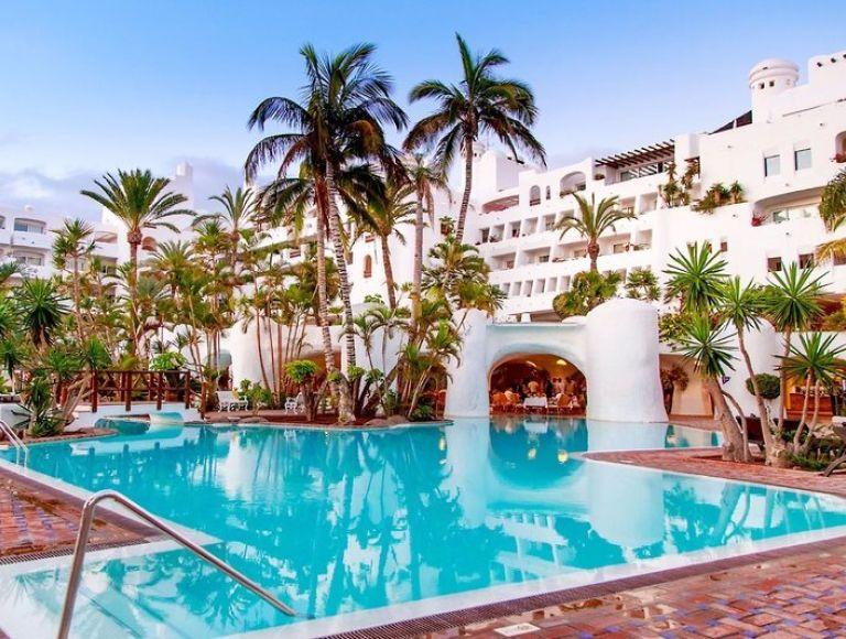 Hotel Jardin Tropical - Hotel in San Eugenio (Costa Adeje ...