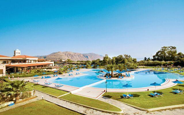 Hotel Pilot Beach Resort In Georgioupolis Bei Bucher Reisen Buchen