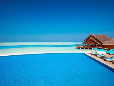 Hotel Anantara Dhigu Resort Spa In Kaafu Sud Male Atoll Bei