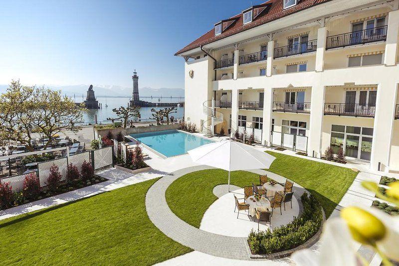 Lindau Bodensee Hotel Karte Hotels Bei Neckermann Reisen Online