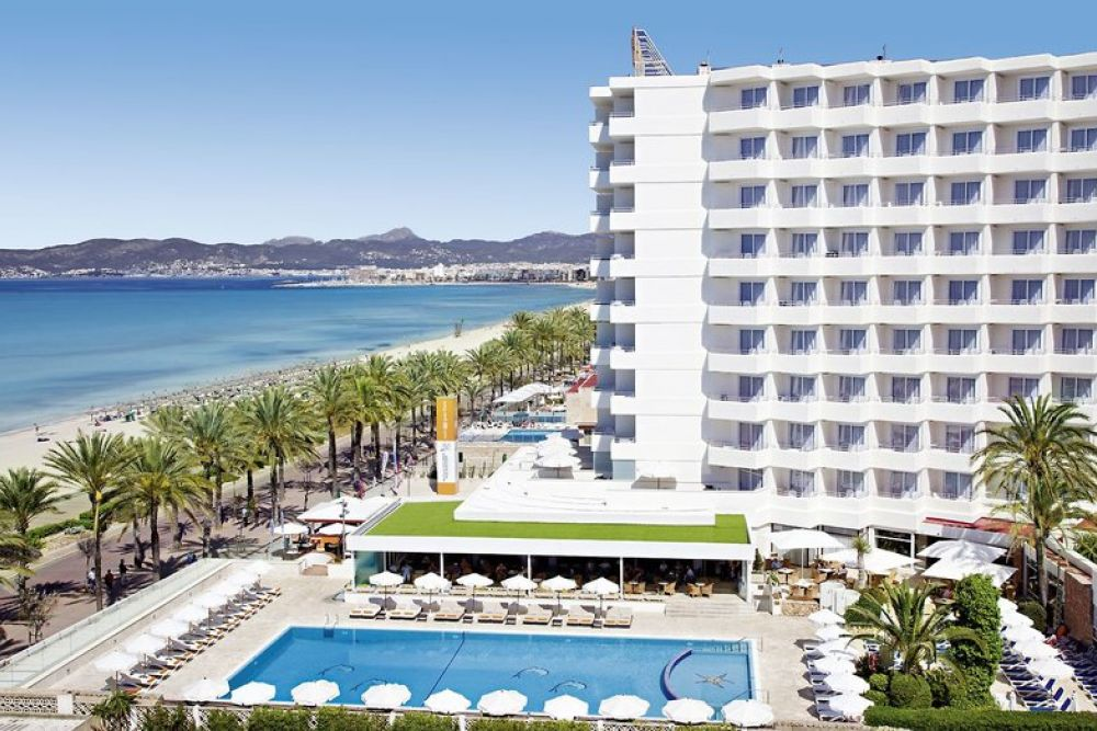 Hotel Hm Gran Fiesta Gunstig Buchen Urlaub De