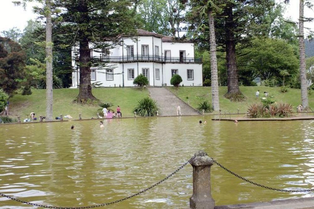 Hotel Terra Nostra Garden In Furnas Bei Urlaub De Buchen
